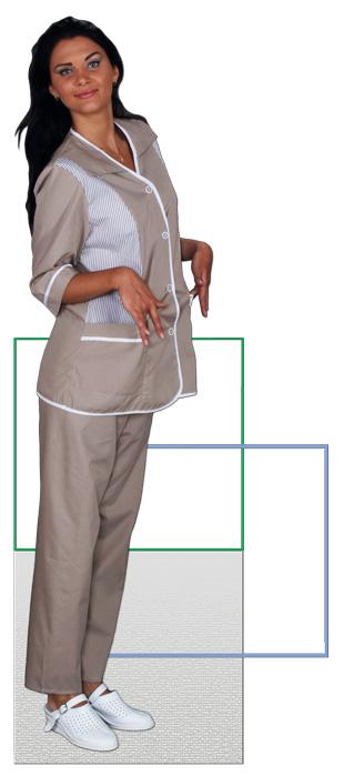 Рабочая одежда для уборщиц