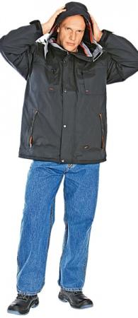 Куртка рабочая утепленная ЭМЕРТОН. Уменьшенная фотография.
