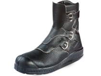 Высокие ботинки S1 МАКРАНЖЕР ФОНДЕР. Уменьшенная фотография.