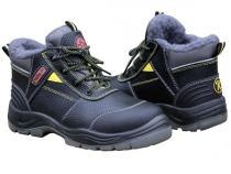 Зимние рабочие ботинки РАББЕР. Уменьшенная фотография.