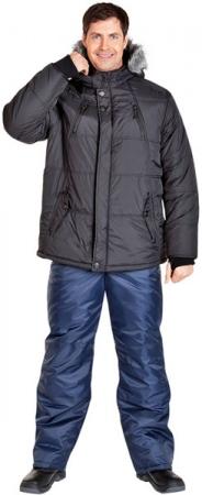 Зимняя куртка ГУДЗОН для ИТР. Уменьшенная фотография.