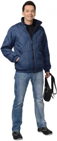 Утепленная рабочая куртка ПРАГА. Уменьшенная фотография.