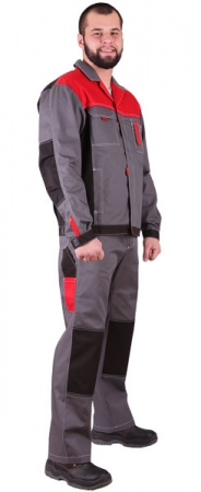 Комплект ГОРОД куртка с полукомбинезоном. Уменьшенная фотография.