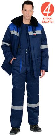 Костюм ГАЛАКТИКА зимний куртка брюки Таслан. Уменьшенная фотография.