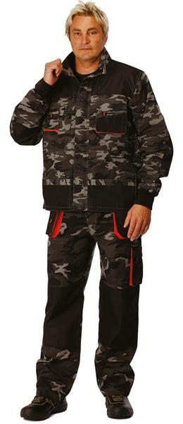 Куртка мужская камуфляжная ЭМЕРТОН