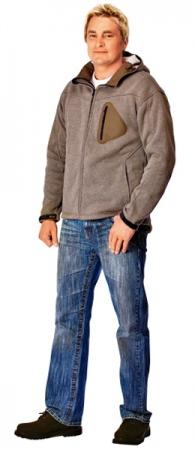 Куртка софтшелл CERVA ПУККУ мужская. Уменьшенная фотография.