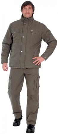 Куртка рабочая утепленная УКАРИ. Уменьшенная фотография.