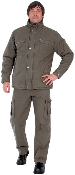 Куртка рабочая утепленная УКАРИ