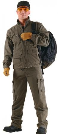 Куртка рабочая универсальная УКАРИ 2х1. Уменьшенная фотография.
