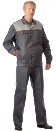 Костюм Фаворит комплект куртка и брюки. Уменьшенная фотография.