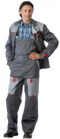Костюм Фаворит куртка полукомбинезон. Уменьшенная фотография.