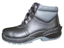 Ботинки рабочие кожаные БОБР. Уменьшенная фотография.