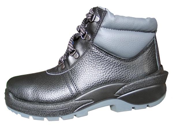 Купить Ботинки рабочие кожаные БОБР