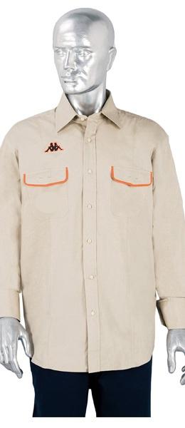 Рубашка модель 8010