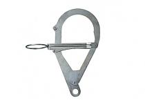 Карабин крюк для штанги STL640. Уменьшенная фотография.