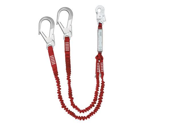 Купить Эластичный двойной строп с амортизатором ABE212