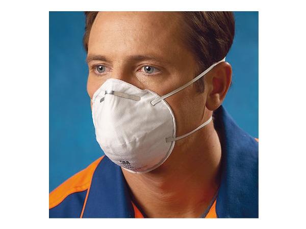 Купить Респиратор от пыли и аэрозолей 3M 8101