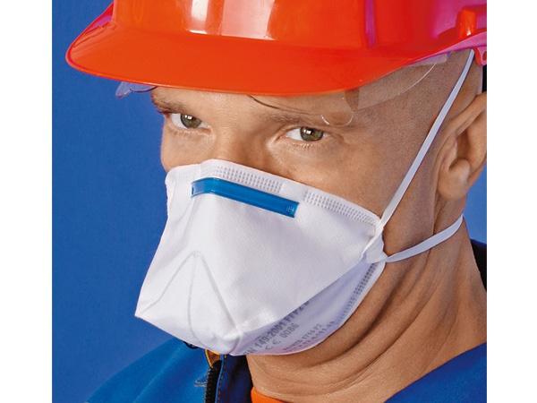 Купить Полумаска 3M K112 от пыли и аэрозолей с клапаном