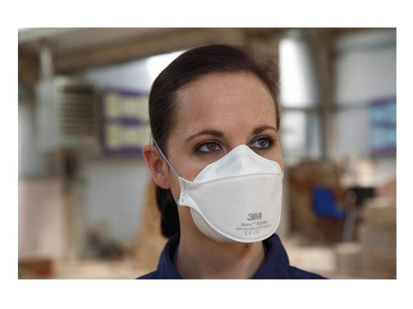 Купить Респиратор для защиты от пыли и туманов Aura 9320+