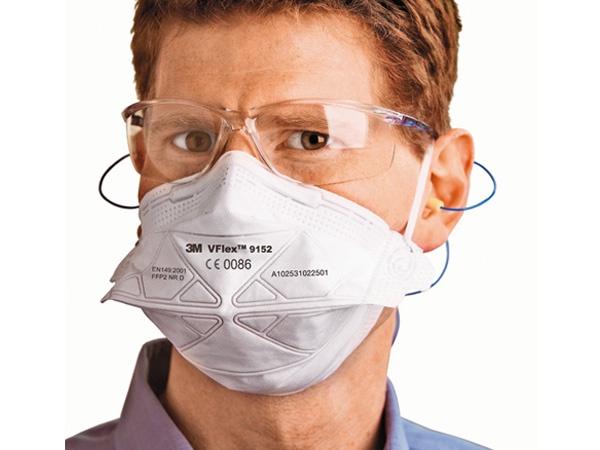 Купить Респиратор 3M VFlex 9152 от пыли и тумана