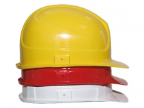 Каска шахтерская UVEX 9755 Супер Босс. Уменьшенная фотография.