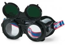 Очки газосварщика Амиго Uvex-9350. Уменьшенная фотография.