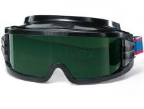 Панорамные очки сварщика Ультравижин Uvex-9301. Уменьшенная фотография.