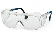 Очки Uvex visitor 9161-005 легкие открытые эконом. Уменьшенная фотография.