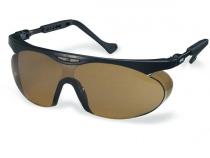 Очки Uvex Скайпер 9195 коричневые для водителей. Уменьшенная фотография.