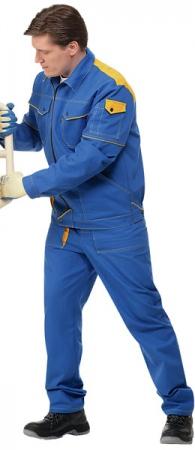 Костюм ЛАДОГА куртка брюки 100% хб. Уменьшенная фотография.
