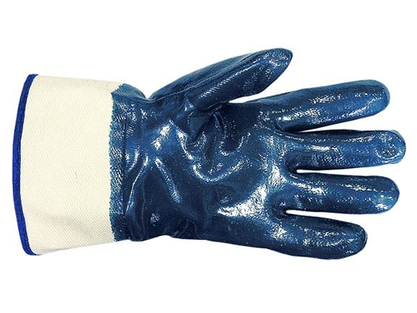 Купить Перчатки Нитрил  полный облив крага подкладка