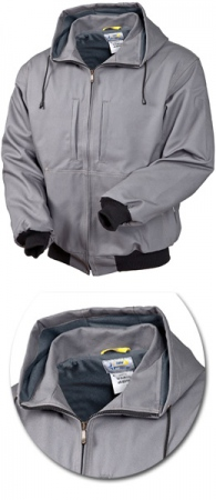 Куртка Ветровка SWW модель 475T-FAS-14 хлопок. Уменьшенная фотография.