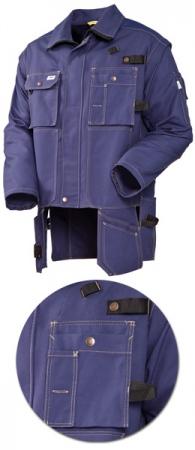 Куртка рабочая 2х1 SWW 450T-FAS-14 хлопок. Уменьшенная фотография.