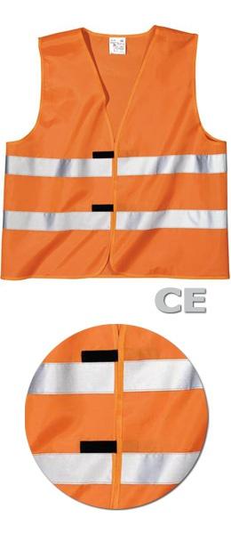 Сигнальный жилет SWW Евро-СЕ цвет оранжевый