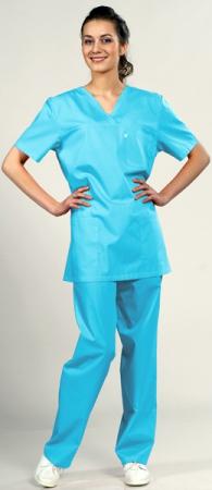 Женская модель 570 комплекта хирурга. Уменьшенная фотография.