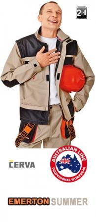 Куртка EMERTON SUMMER. Уменьшенная фотография.