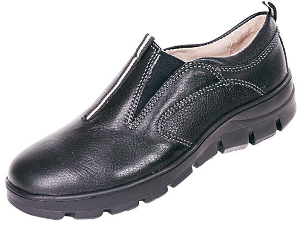 Купить Туфли рабочие ГЕРА ТОФФ женские кожанные