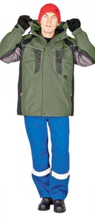 Демисезонная куртка НАЙАЛА CERVA . Уменьшенная фотография.