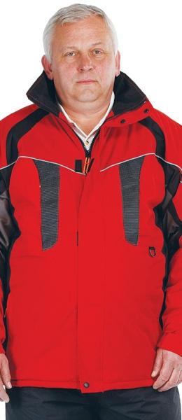 Куртка НАЙАЛА красного цвета