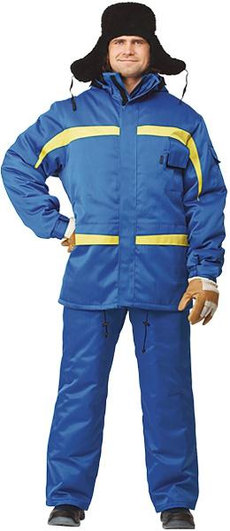 ИНЕЙ модель зимнего мужского костюма