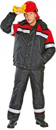 Рабочий мужской зимний костюм с СОП АКТИВ . Уменьшенная фотография.