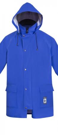 Куртка непромокаемая PROS-103 ПВХ-Полиэфир. Уменьшенная фотография.