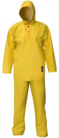 Куртка непромокаемая PROS-102 влагозащитная. Уменьшенная фотография.