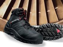 Ботинки рабочие МАККРОСС с ортопедической стелькой. Уменьшенная фотография.