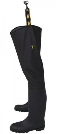 Cапоги забродники PROS Стандарт черного цвета. Уменьшенная фотография.
