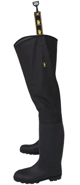 Cапоги забродники PROS Стандарт черного цвета