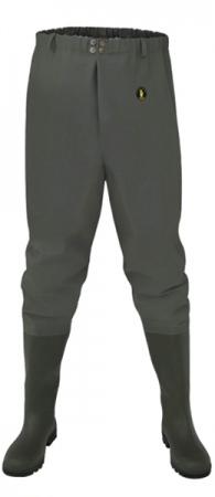 Рыбацкие штаны с сапогами PROS-SP03 Стандарт. Уменьшенная фотография.