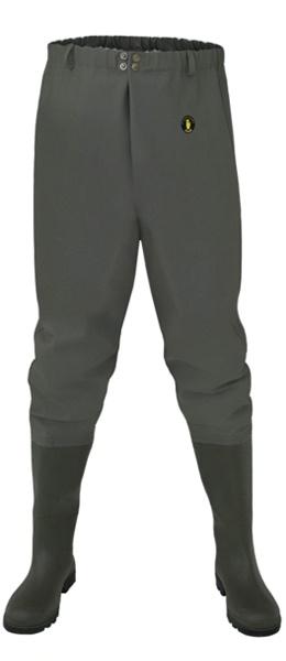 Рыбацкие штаны с сапогами PROS-SP03 Стандарт