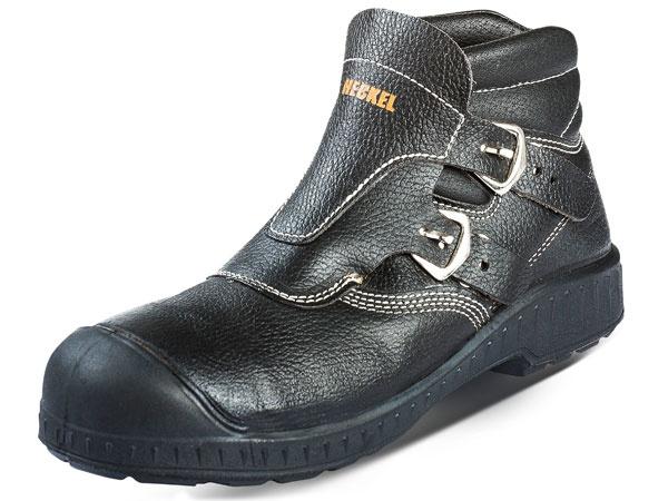 Купить Ботинки МАКФОНДЕР для сварщика S1 п/к нитрил