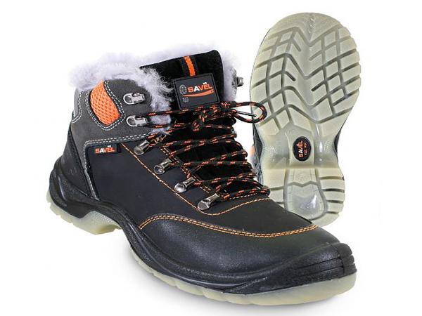 Купить Ботинки SLK композит, мех, подошва нитрил резина